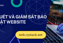 Ra mắt CyStack Web Security