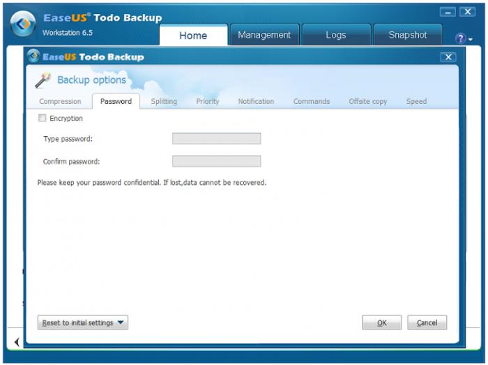 Sao lưu và phục hồi dữ liệu với EaseUS Todo Backup Workstation