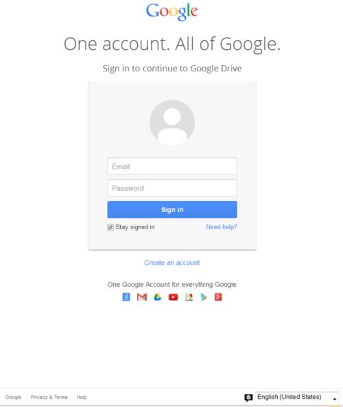 Hình thức lừa đảo mới thông qua Google Docs