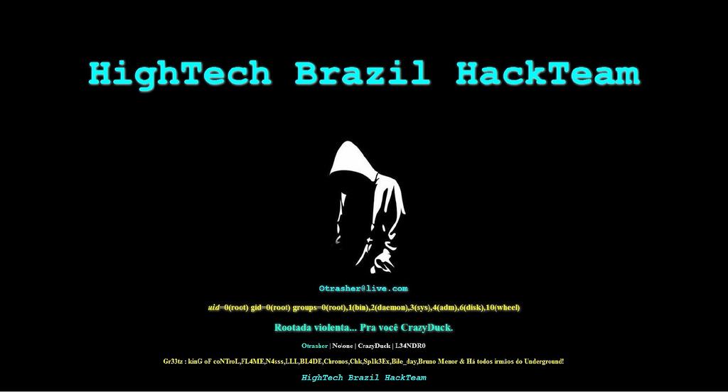 Danh sách những website bị tấn công trong ngày 11/03
