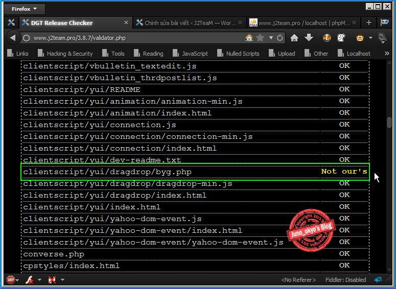 Kinh nghiệm tìm kiếm WebShell trong mã nguồn