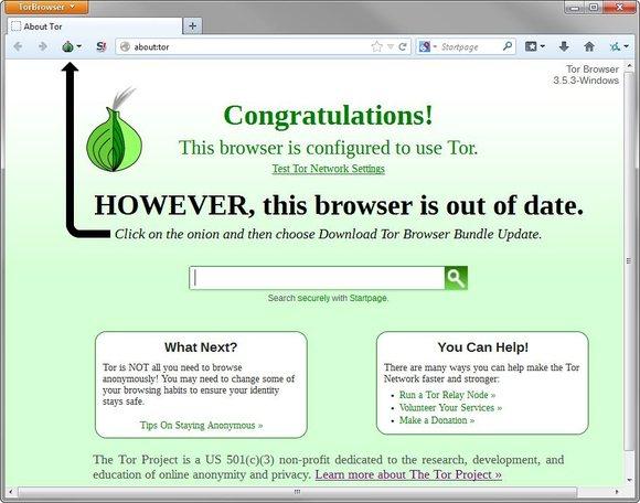 Bảo vệ tính riêng tư của bạn khi lướt duyệt web trên internet