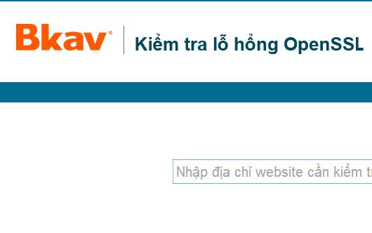 Hướng dẫn kiểm tra lỗ hổng OpenSSL trong giao dịch trực tuyến