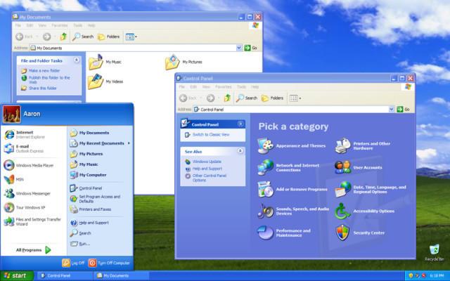 Microsoft tiết lộ bản cập nhật cuối cùng cho XP