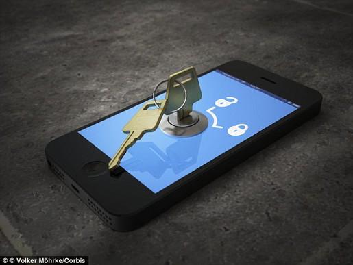 Bảo mật điện thoại bằng mã hoá lượng tử?