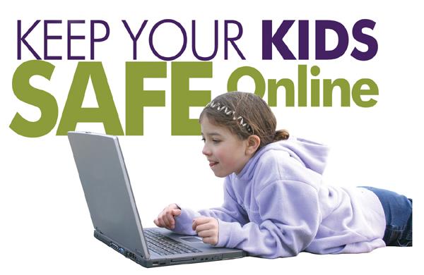 Bảo vệ an toàn cho trẻ em khi online