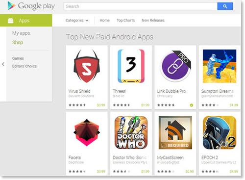 Google Play gỡ bỏ ứng dụng diệt virus giả mạo đã lừa 10000 người dùng