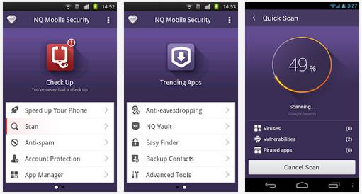 2. NQ Mobile Security