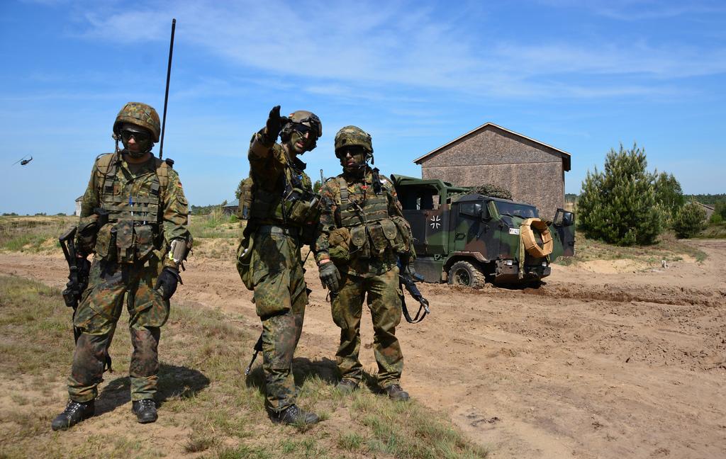 NATO đang tìm cách cải thiện an ninh mạng quốc phòng