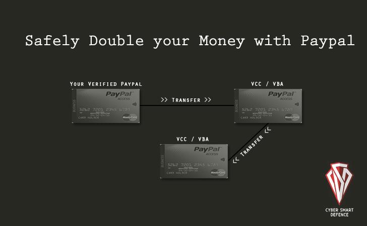 Lỗ hổng trên các điều khoản thanh toán Paypal cho phép bất kì ai cũng có thể làm tăng gấp đôi số tiền trong tài khoản Paypal đến vô hạn.