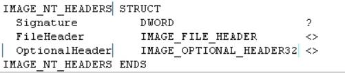 Cơ bản về cấu trúc PE file - pe_header