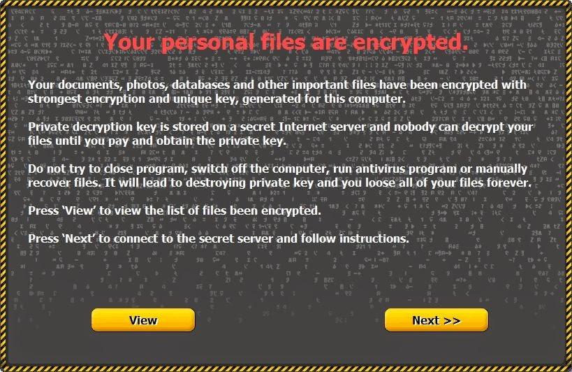 Xuất hiện kẻ kế nhiệm tiềm năng của CryptoLocker