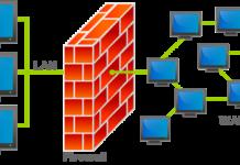 Firewall - giải pháp tường lửa