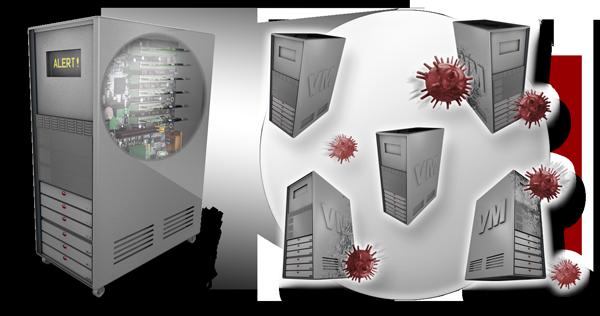 Malware không chừa cả máy ảo