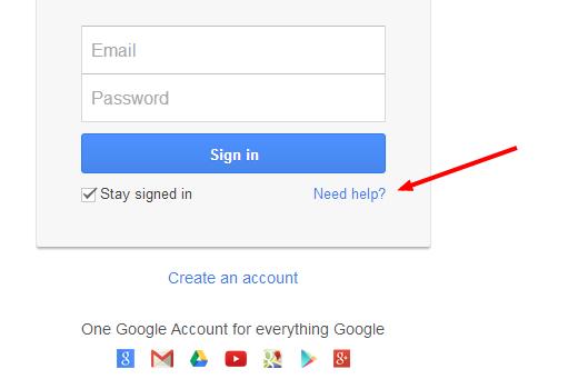 Cách khôi phục lại tài khoản Google/Gmail khi đã bị hack