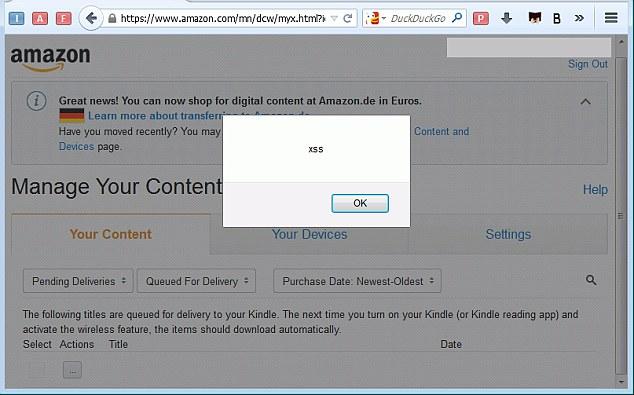 Amazon_xss