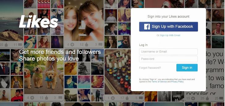 Trang web chia sẻ hình ảnh Likes.com tồn tại nhiều lỗ hổng nghiêm trọng