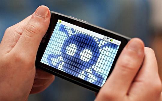phần mềm độc hại trên điện thoại di động là kinh doanh đơn thuần, không phải trò đùa