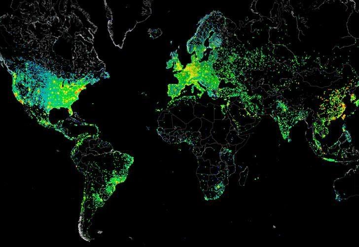 Chương trình giám sát Treasure Map của NSA đang theo dõi toàn bộ hệ thống Internet