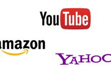 Quảng cáo độc hại tấn công Amazon, YouTube và Yahoo