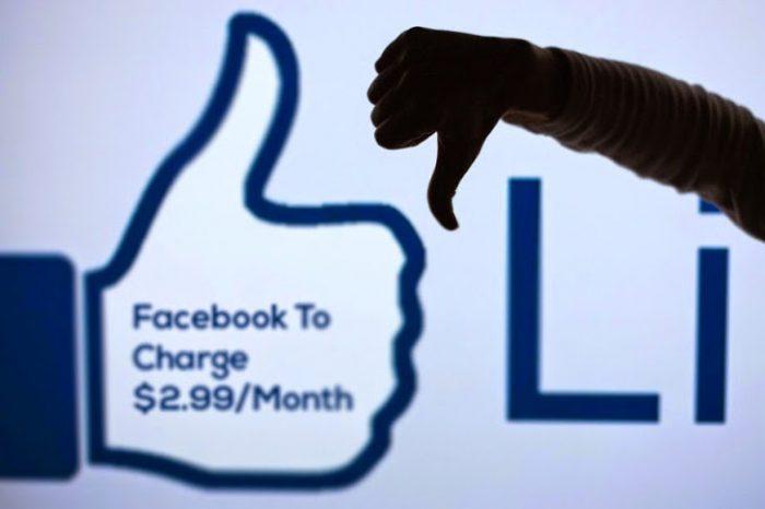 Facebook sẽ thu phí sử dụng 2,99 USD/tháng?