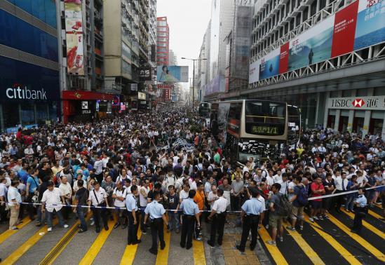 Bốn website của các nhà hoạt động dân chủ ở Hong Kong bị xâm nhập