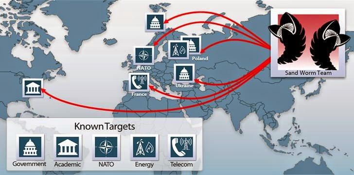 Lỗ hổng Zero-Day trong Microsoft Windows nhằm tấn công NATO