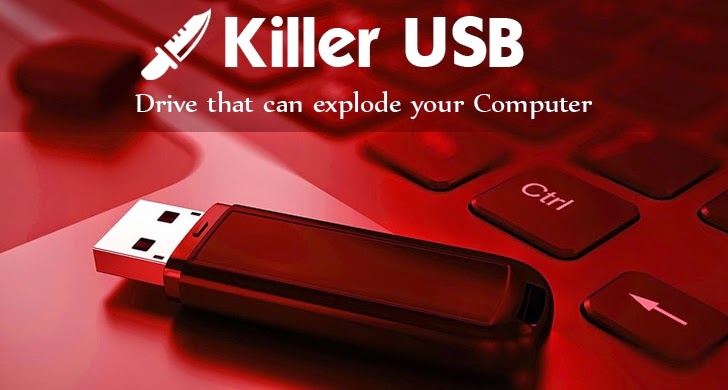 Usb killer флешка убийца