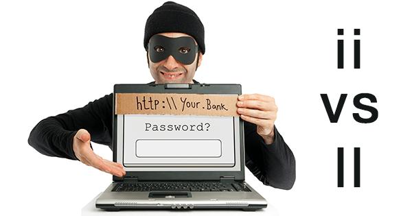 Kỹ thuật Phishing - Tấn công vào yếu tố thị giác