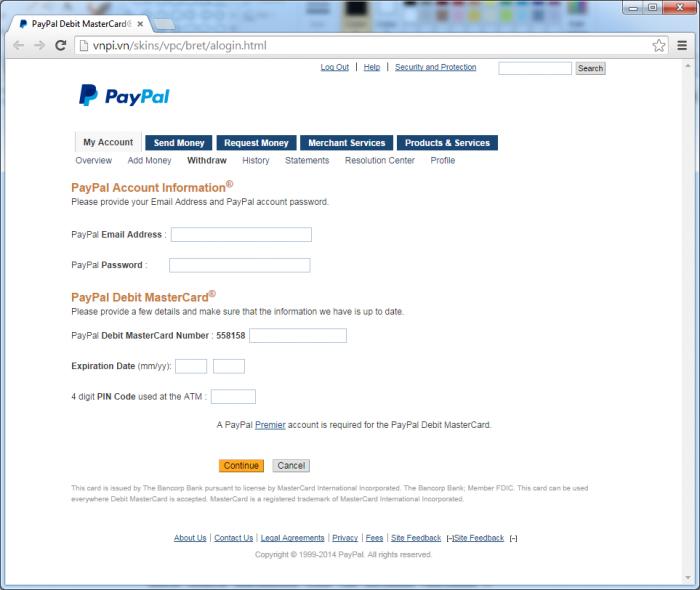 Website vnpi.vn bi hack va chen duong dan lua dao