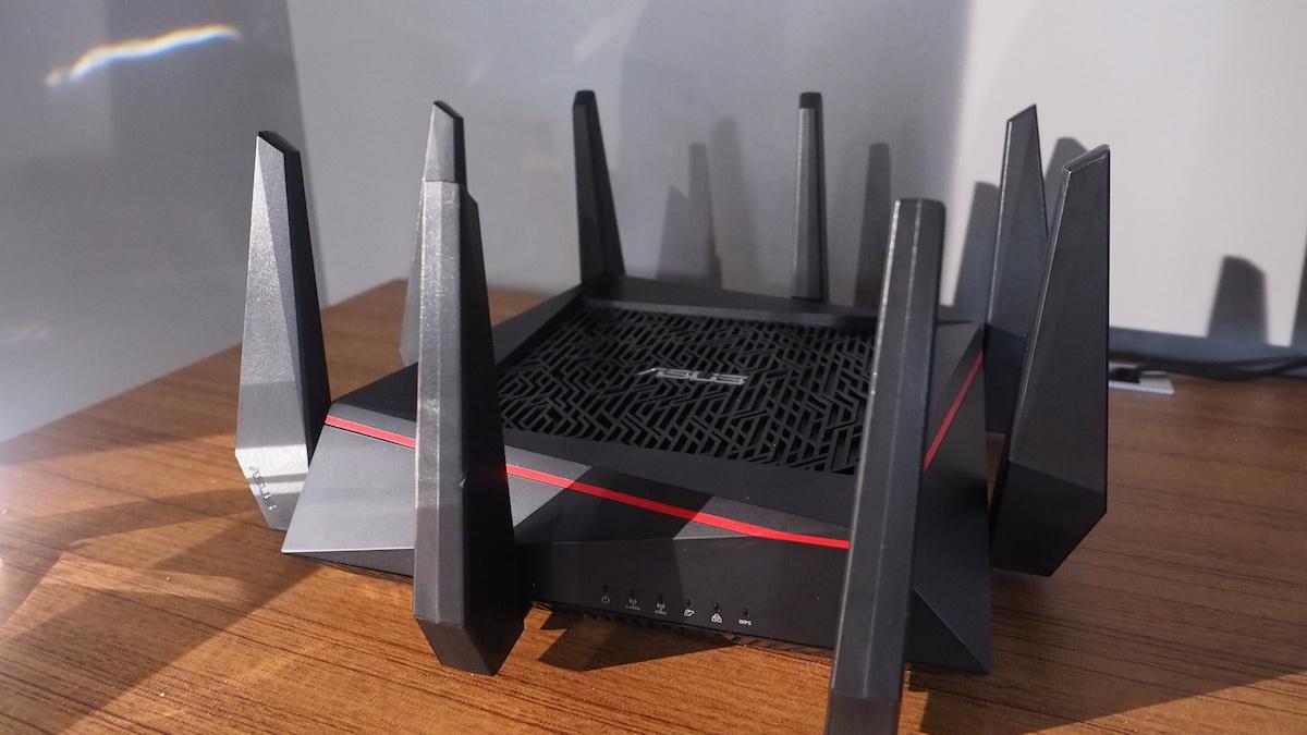 Router Wi-Fi nhanh nhất thế giới