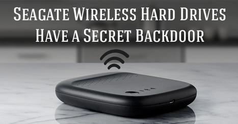 Cảnh báo! Các ổ đĩa cứng không dây của Seagate có chứa backdoor bí mật