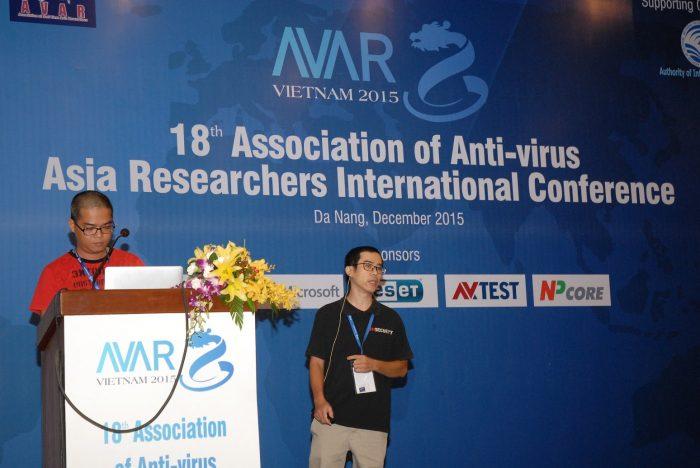 Hội nghị quốc tế về phòng chống mã độc