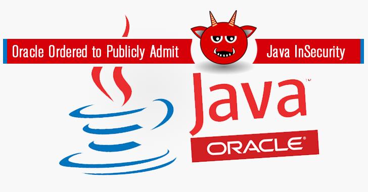 Oracle phải có hành động cập nhật bản vá mới nhất