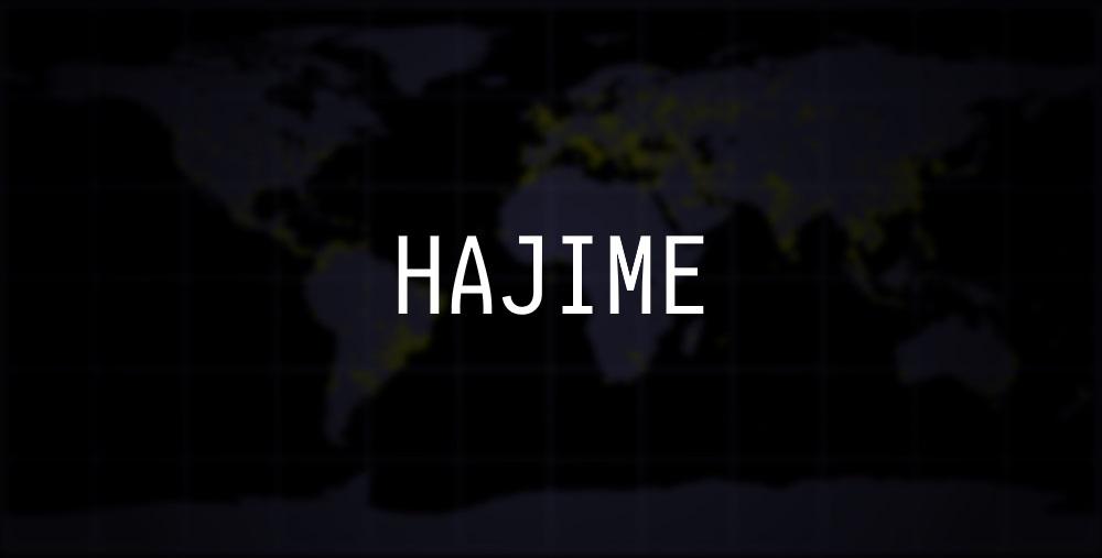 Hajime botnet