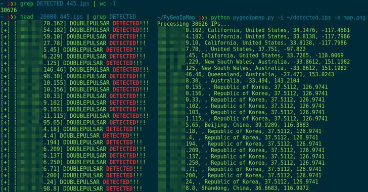 Hàng ngàn Windows PC bị tấn công bằng bộ công cụ hacking của NSA