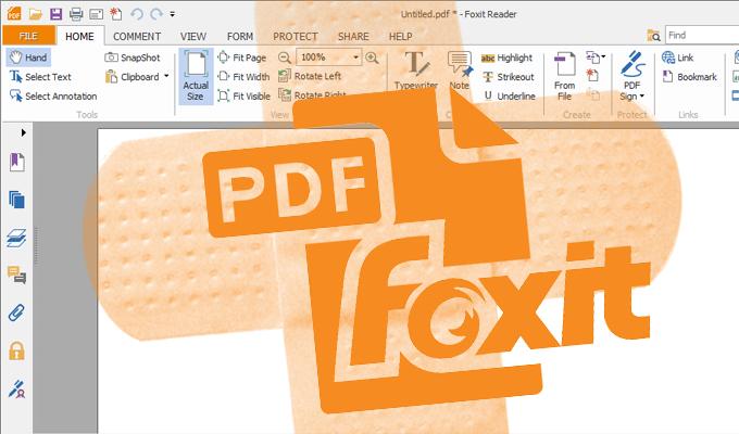 Phát hiện 2 lỗ hổng Zero-Day trong Foxit PDF Reader