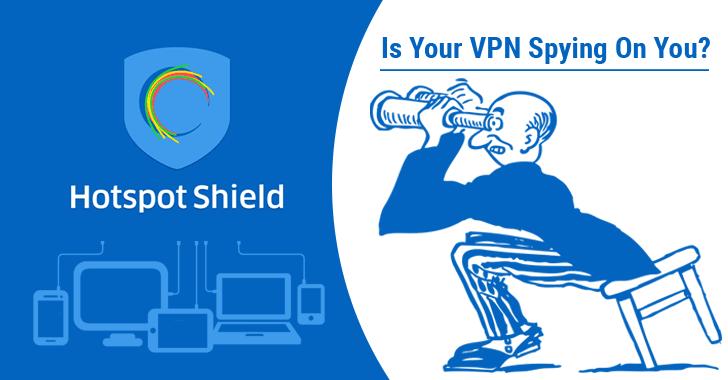 Hotspot Shield VPN bị cáo buộc theo dõi người dùng