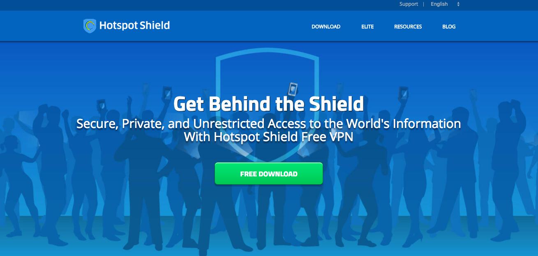 Hotspot Shield VPN vi phạm quyền riêng tư