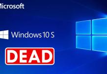 Xuất hiện phiên bản Windows trong chế độ S Mode