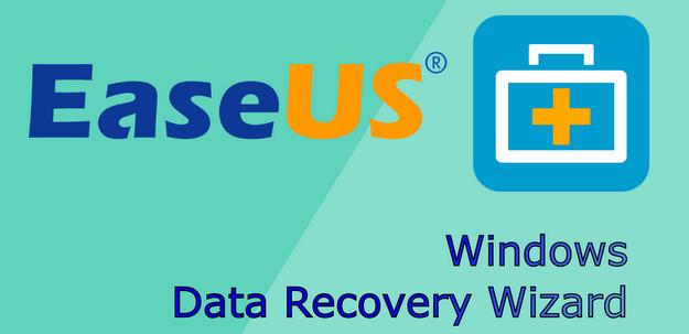 Khôi phục dữ liệu miễn phí với phần mềm EaseUS Data Recovery Wizard