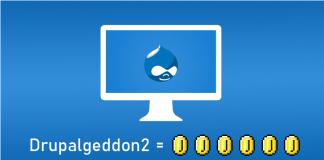 Tin tặc khai thác lỗ hổng Drupalgeddon2 để chèn mã độc đào tiền ảo