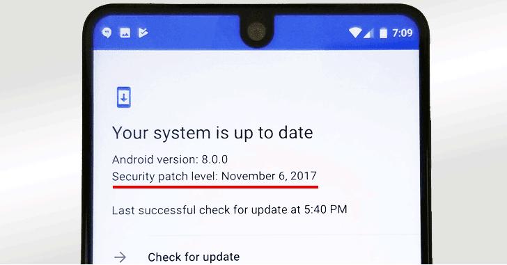 Các nhà sản xuất điện thoại Android nói dối về bản cập nhật bảo mật