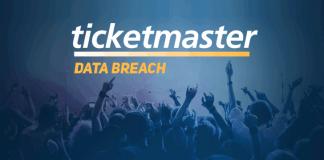 ticketmaster-đánh cắp thông tin cá nhân cystack