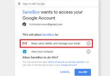 gmail-đọc email cá nhân bên thứ ba cystack