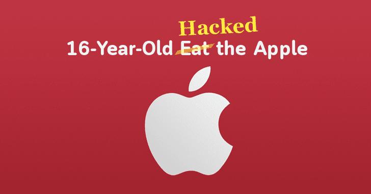 securitydaily Cậu bé 16 tuổi hack máy chủ Apple cướp 90GB file bảo mật