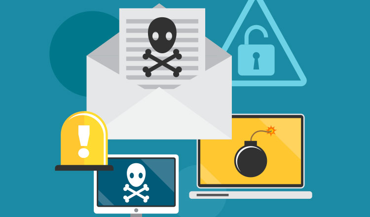 """securitydaily_""""Vấn nạn"""" tấn công qua email"""
