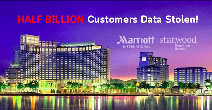 Thông tin 500 triệu khách hàng của khách sạn Marriott bị hack 1a78b9331