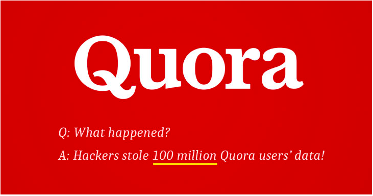 securitydaily_Quora bị hack