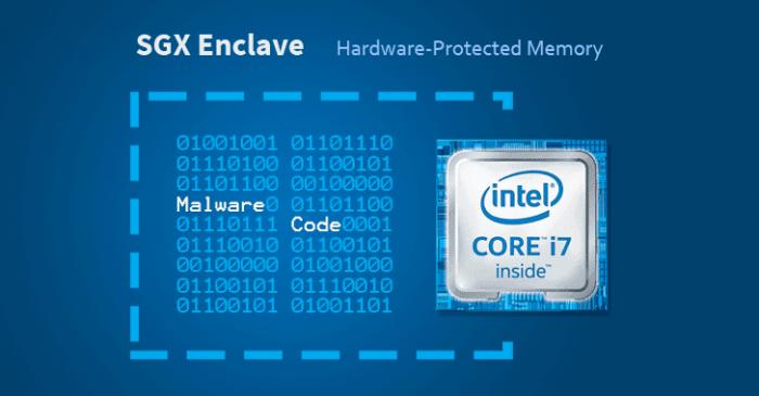 Các nhà nghiên cứu phát hiện ra cách để ẩn mã độc trên Intel SGX Enclaves